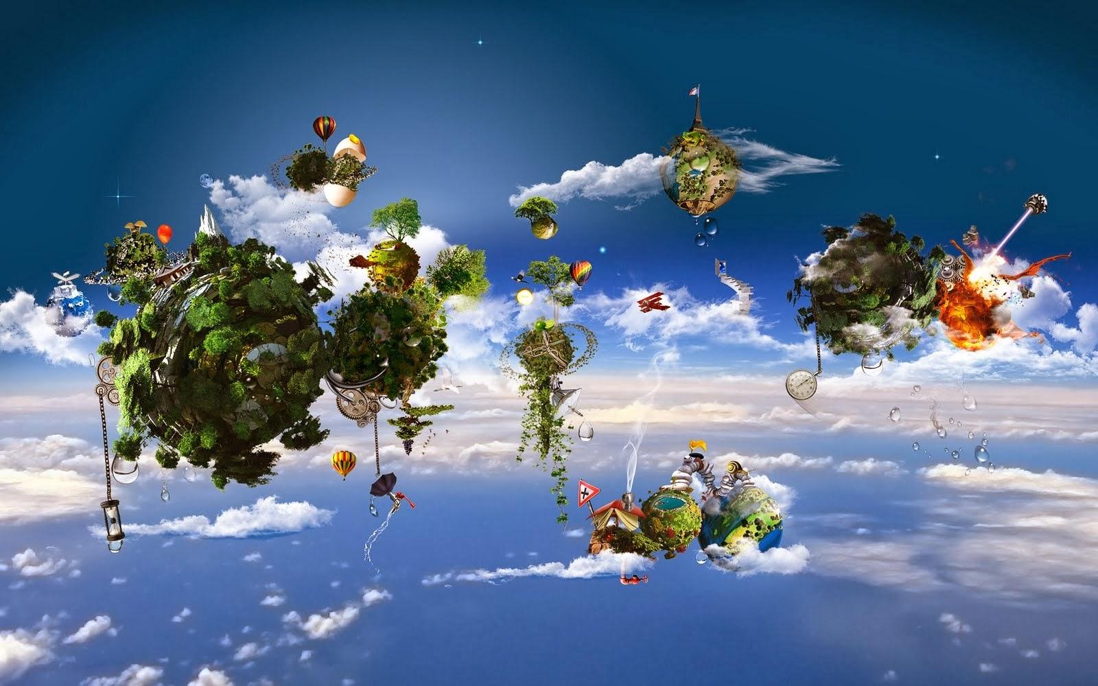 Gökyüzü ... Sözün anlamı