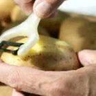 Patates Soymak