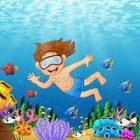 Okyanusta Yüzmek