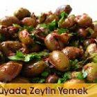 Zeytin Yemek