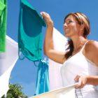 Çamaşır Toplamak