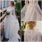 Evli Kadının Gelinlik Giymesi